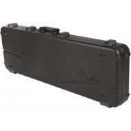 Кейс для бас-гитары Fender Deluxe Molded Bass Case